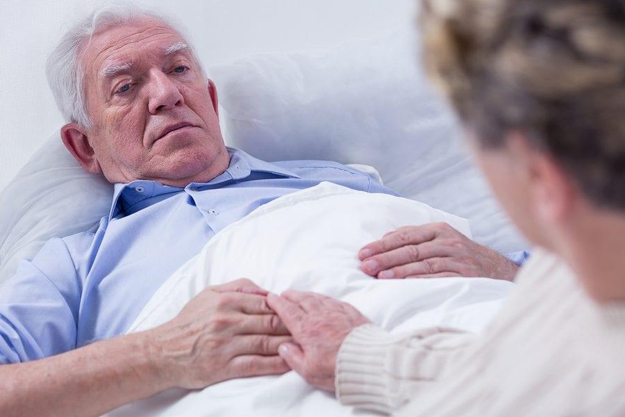 Признаки приближающейся смерти при раке