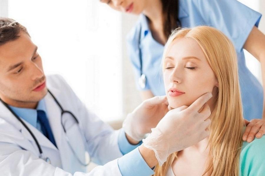 Визуальная диагностика заболеваний щитовидной железы