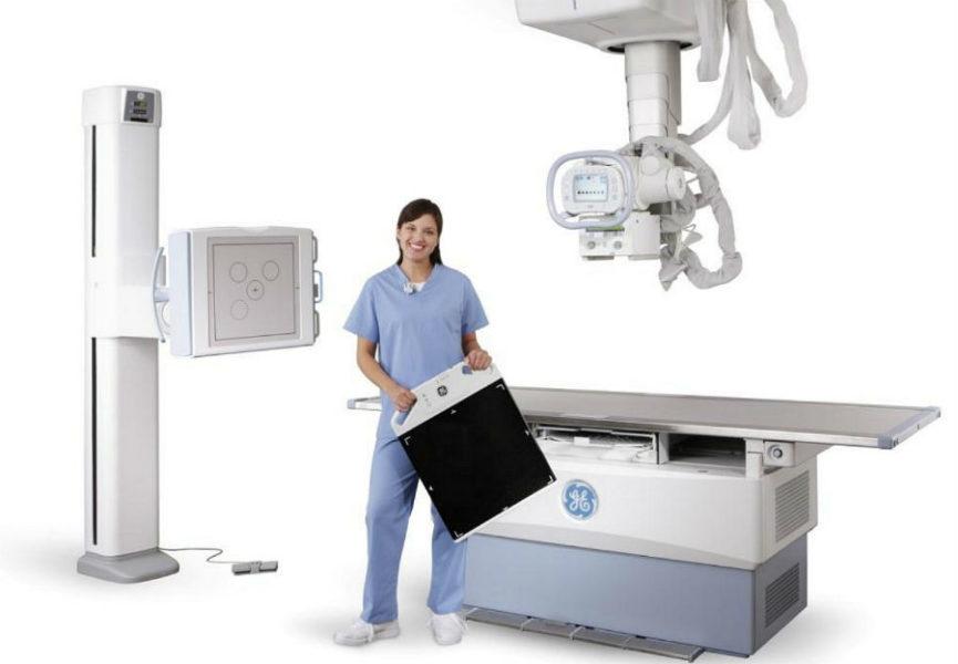 Рентгеновское абсорбциометрирование