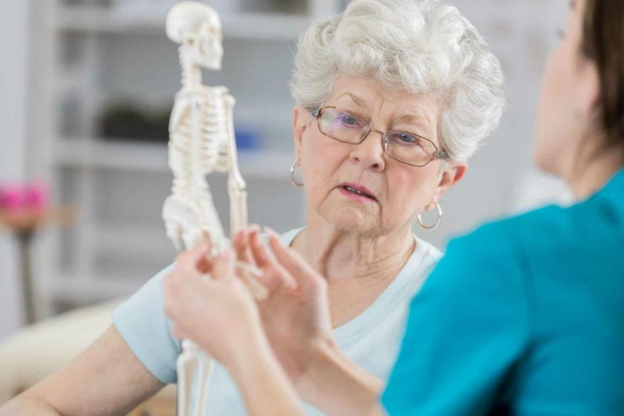 После инсультов возрастает риск перелома