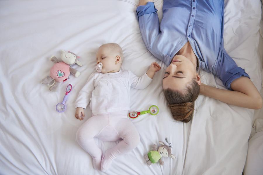 Вероятность многих  заболеваний уменьшается после родов