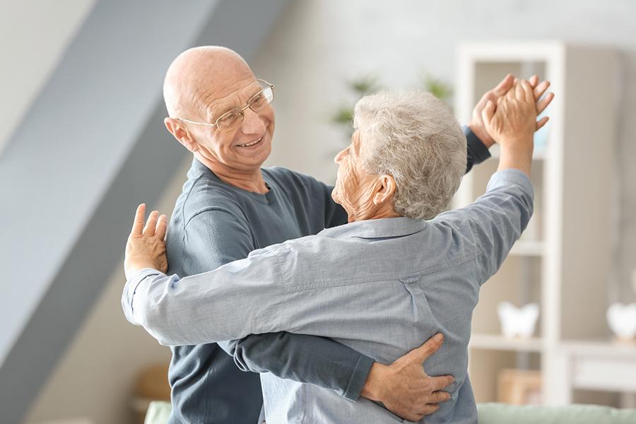 Общение с прекрасным в пожилом возрасте продлевает жизнь