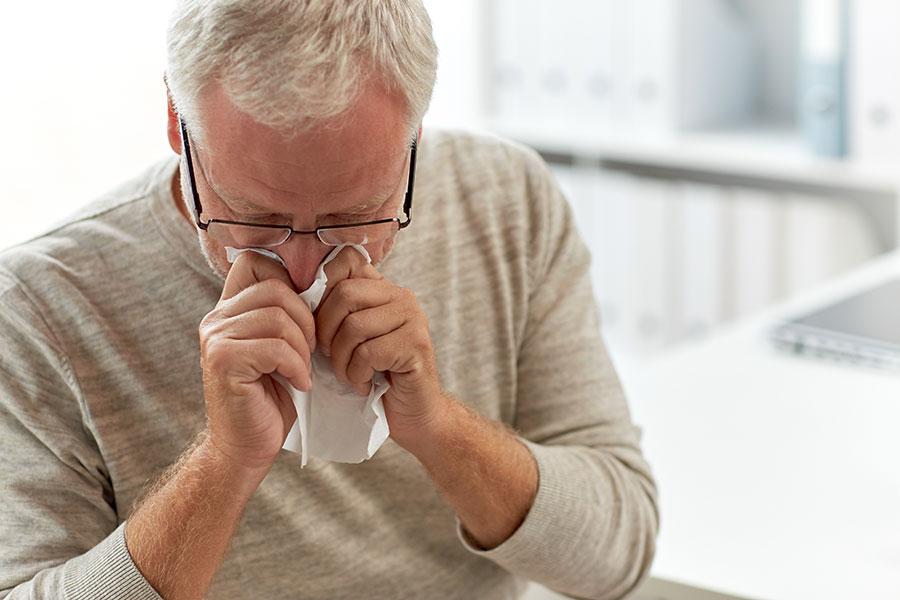 Как промышленная пыль убивает пожилых людей