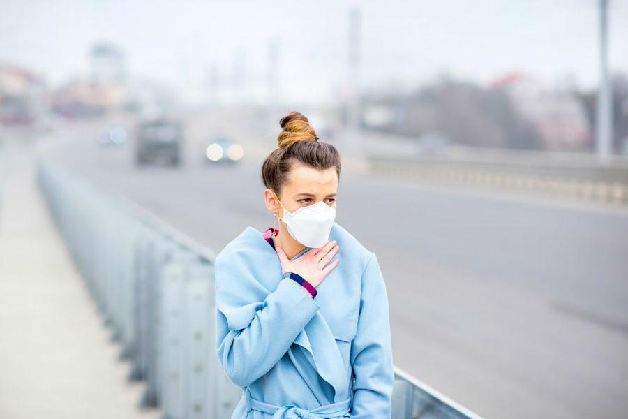 Загрязнение воздуха увеличивает риск осложнений беременности