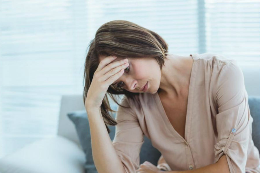 Вульвовагинальная  атрофия: почему эта проблема приводит к депрессии