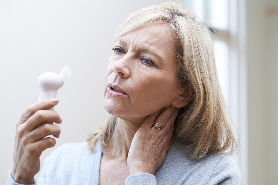 Гормональные и негормональные методы лечения симптомов менопаузы