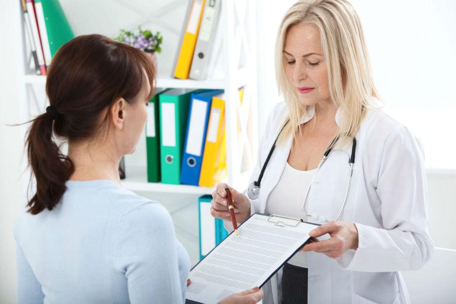 Интерпретация анализа на онкомаркеры рака шейки матки: онкомаркеры опухолей цилиндрического эпителия