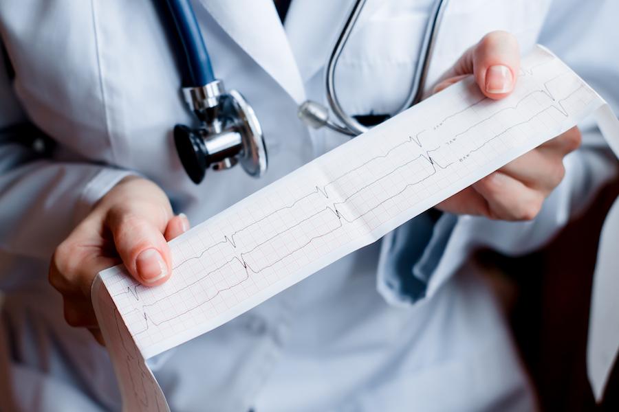 Изменения на кардиограмме при гипертрофических процессах в миокарде