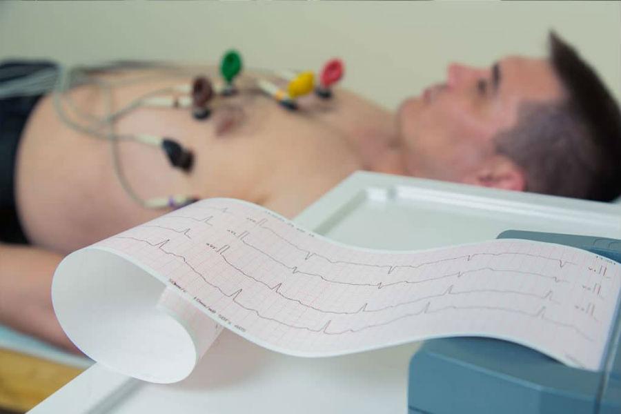 Изменения в кардиограмме при ишемической болезни сердца (ИБС) и инфаркте миокарда