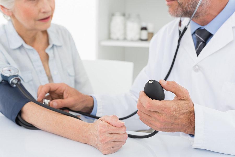 Контроль состояния здоровья