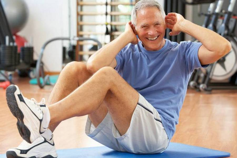 Восстановить мочеиспускание после операции на простате помогут физические упражнения