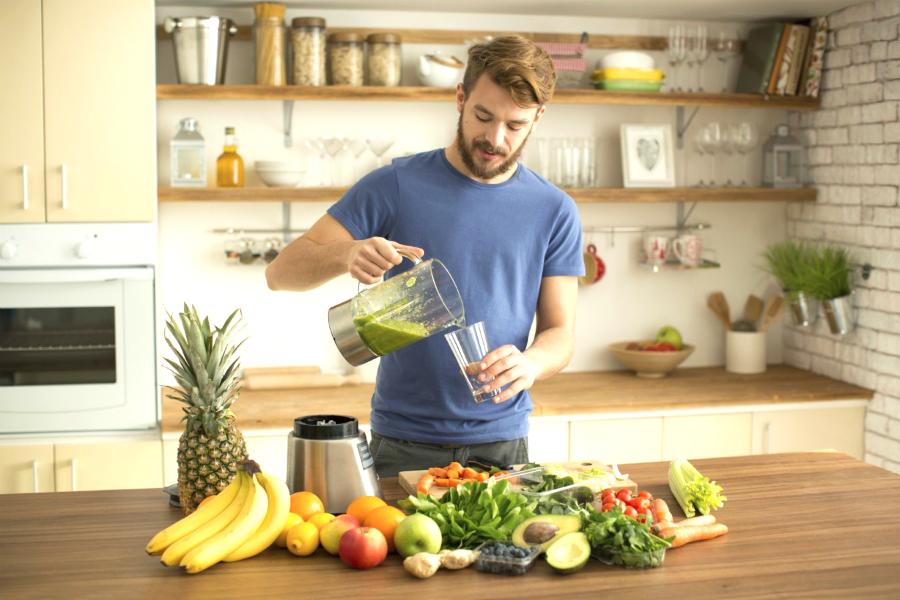 Популярные диеты снижают уровень тестостерона у мужчин