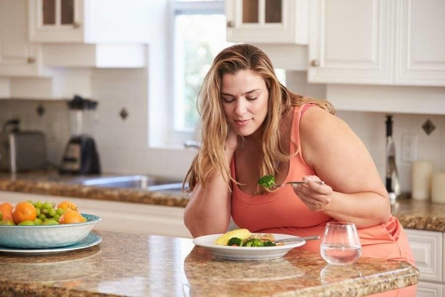 Правильное питание поможет похудеть