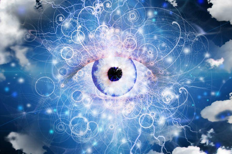 Влияние синего света на мозг человека