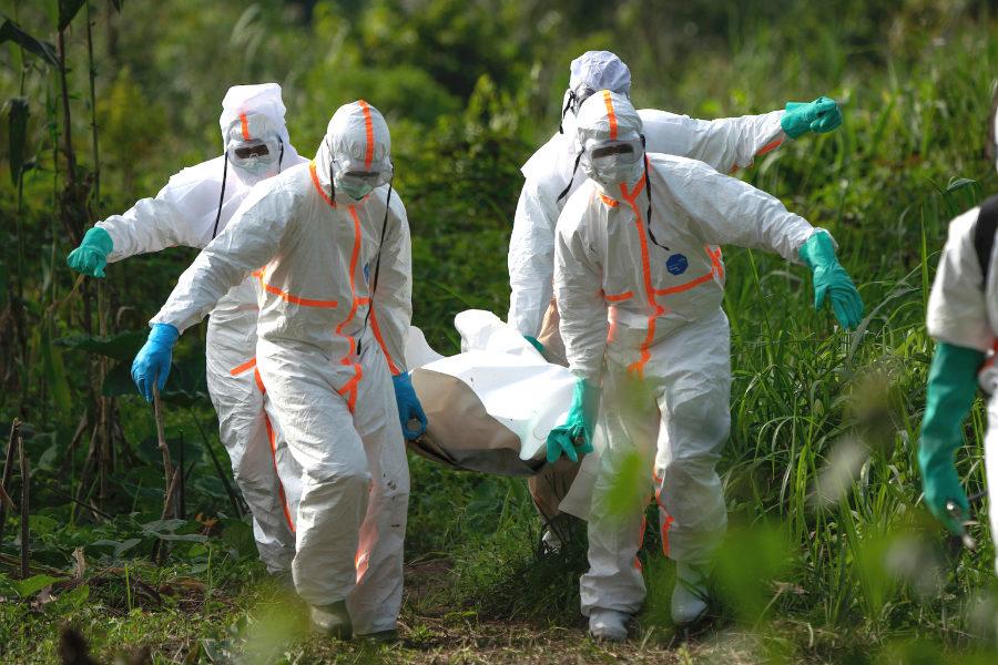 Вспышка вируса в Африке