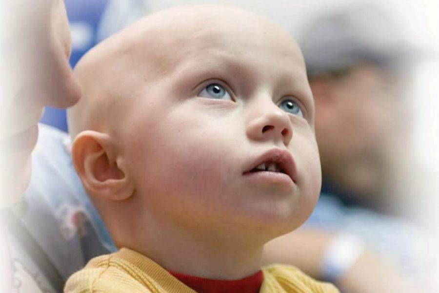 Рак у малыша