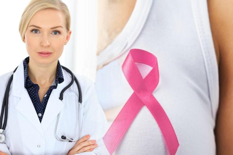 Злокачественные опухоли молочной железы, выявляемые во время трепан биопсии