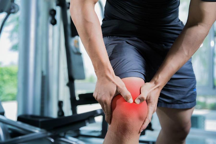 Многие молодые спортсмены живут с постоянной болью