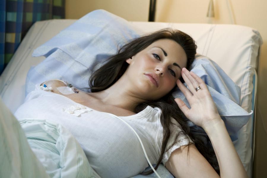 Саркома матки – редкая форма рака у женщин