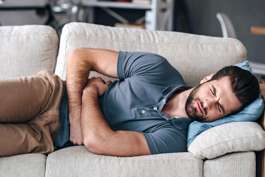 Синдром хронической тазовой боли и хронического простатита