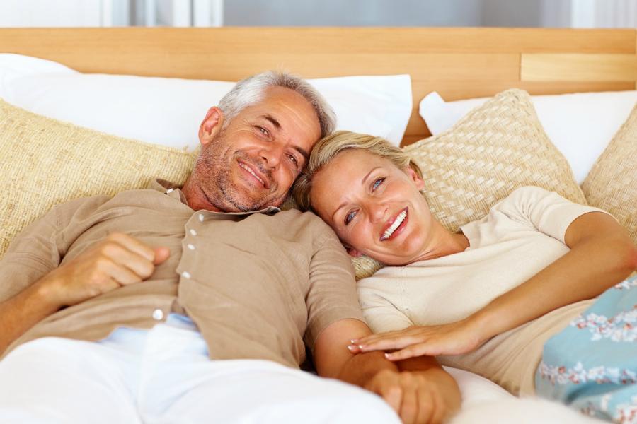 Старение и сексуальность. Почему в менопаузе «больше не хочется»