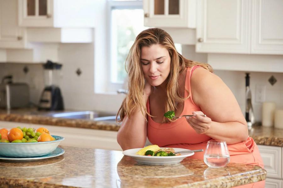 Увеличение веса в период менопаузы