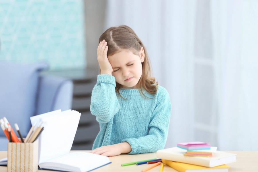При генетической предрасположенности к рассеянному склерозу уже в детстве обнаруживаются изменения в головном мозге