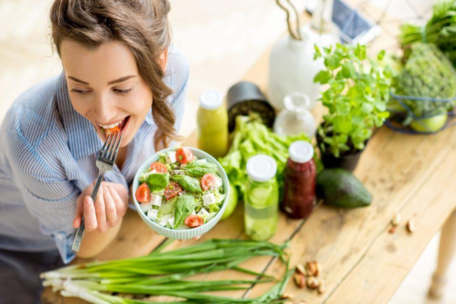 У вегетарианцев реже возникают инфекции мочевыводящих путей