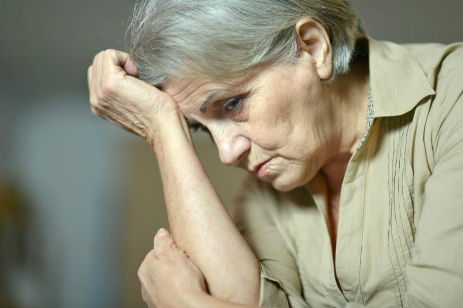 У женщин в менопаузе повышается риск развития депрессии