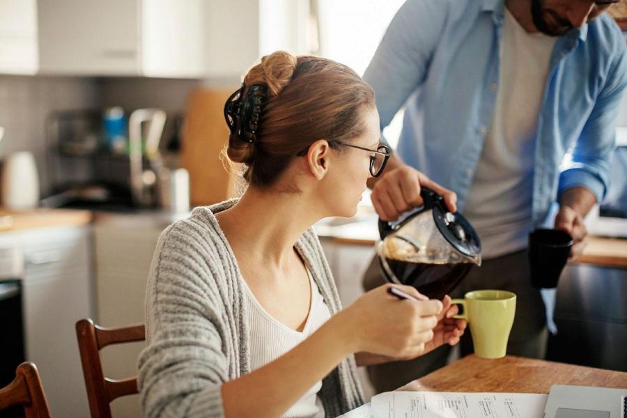 Умеренное употребление кофе предотвращает развитие хронических почечных патологий