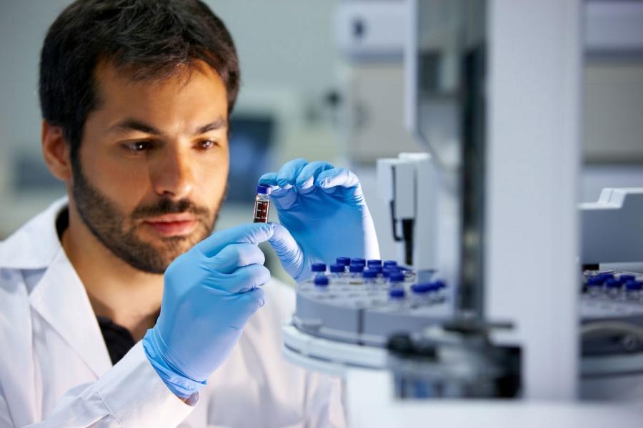 Новый анализ крови может выявить рак простаты и подтвердить стадию заболевания
