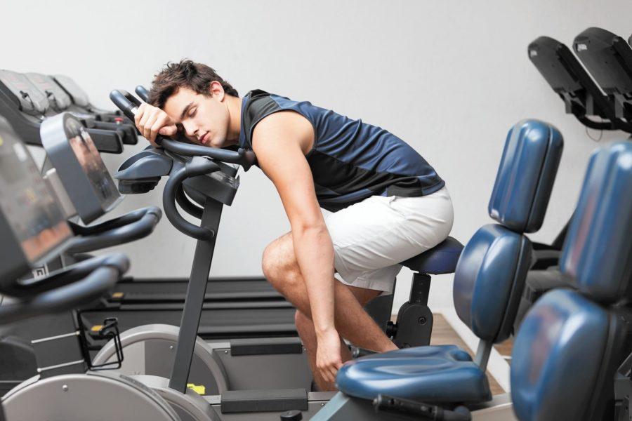 Требуйте у работодателя велотренажеры: всего 18 минут тренировок в неделю снизит риск диабета и инфаркта