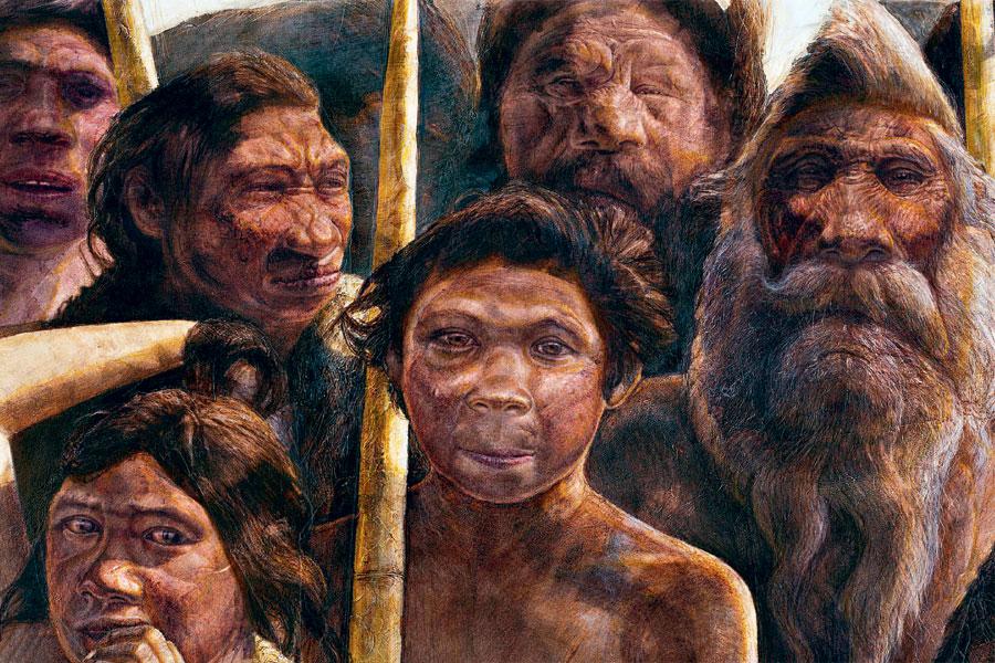 Шок! Как выглядели европейцы 8000 лет назад: смуглые карлики не пили молоко?