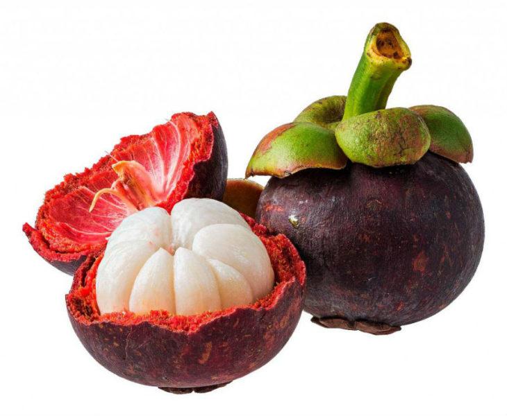 Плод мангустан