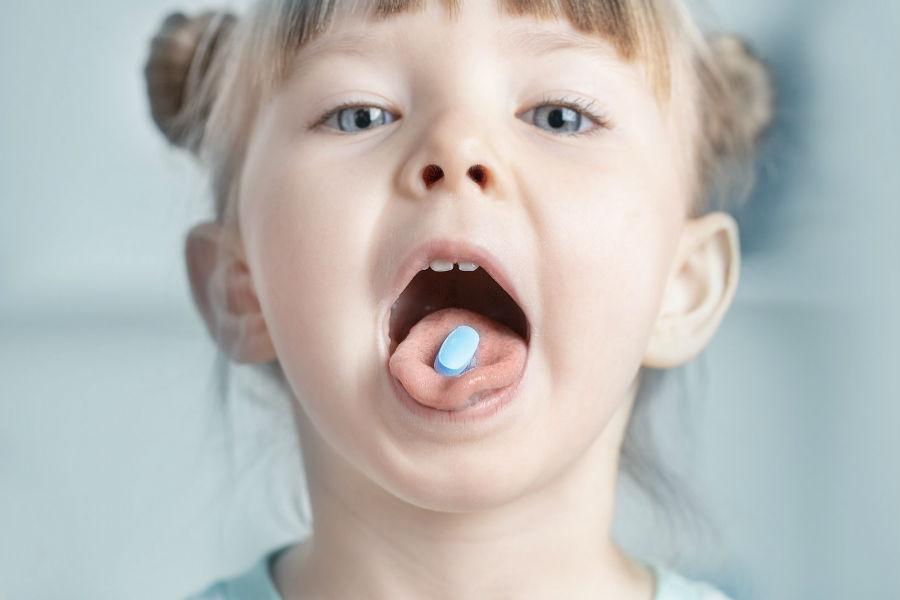 Бактериальные лизаты — вакцины для иммунизации детей от ОРЗ