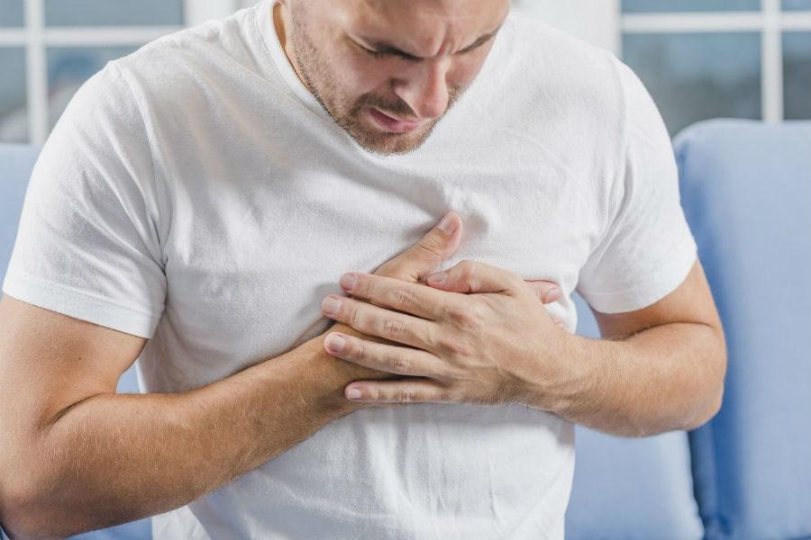 Болезненность груди при галактореи у мужчин