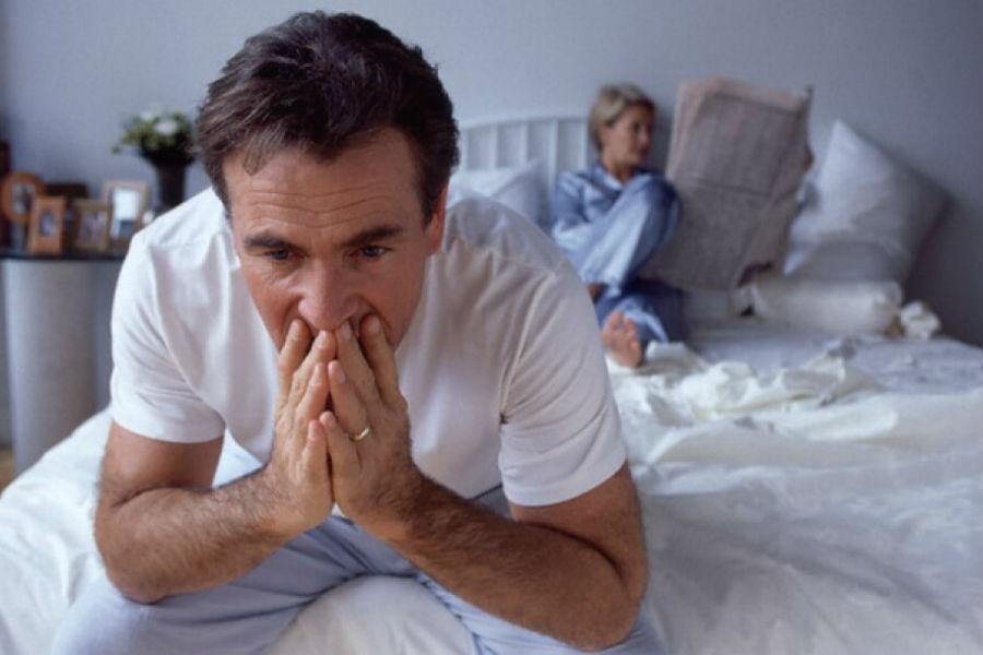Причины эректильной дисфункции после двусторонней нервосберегающей радикальной простатэктомии