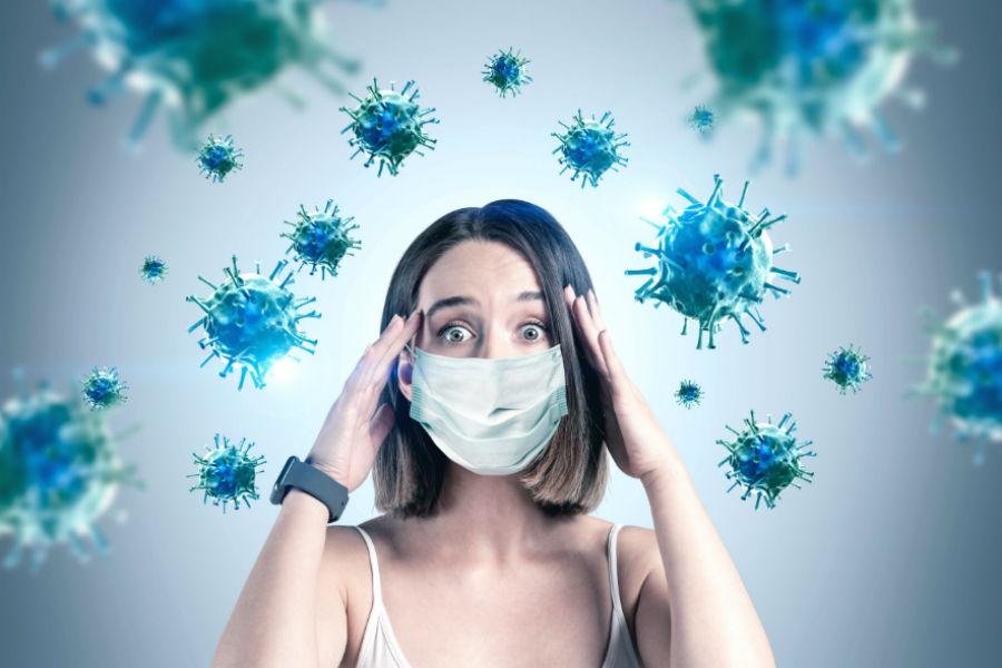 Тревога и другие психические расстройства во время пандемии COVID-19: как победить страх
