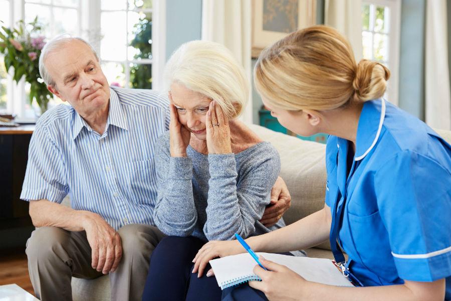 Трудности в диагностике пожилых пациентов с депрессией