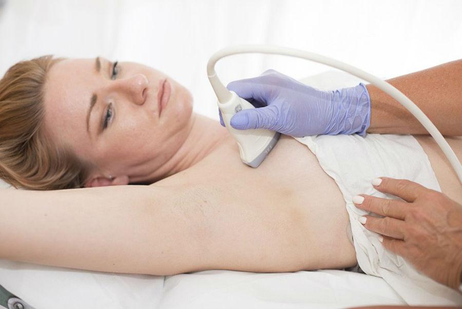 Ультразвуковая оценка липом груди