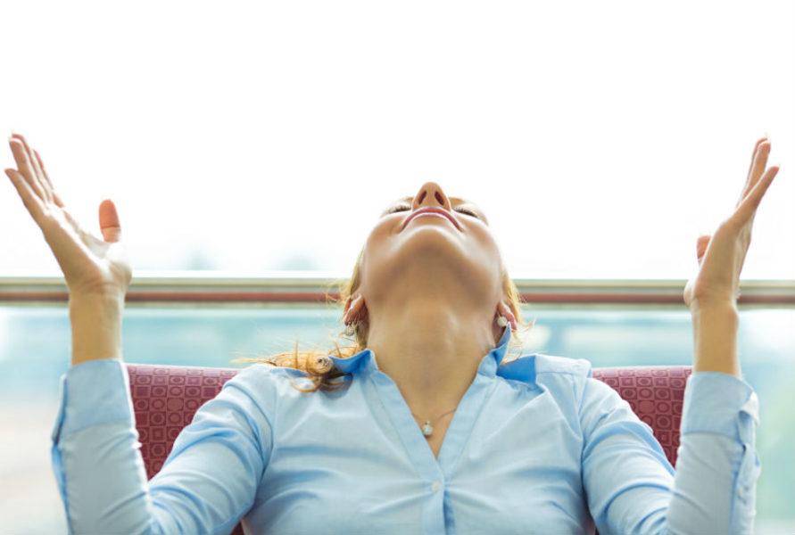 Дыхательная релаксация