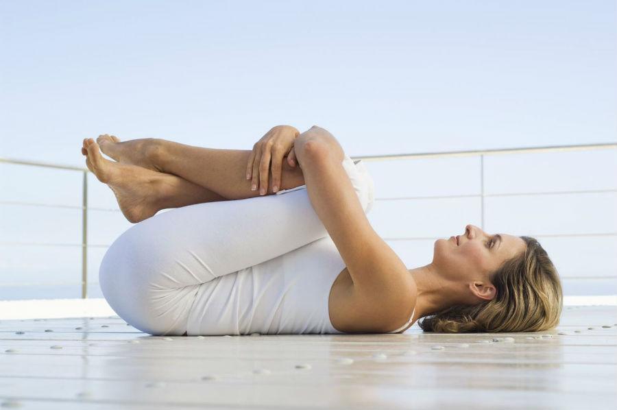 Легкие упражнения для улучшения пищеварения