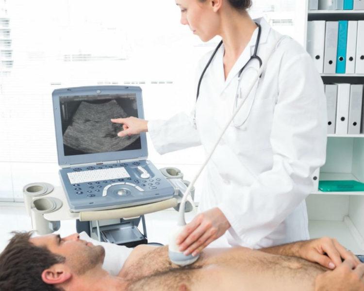 УЗИ грудных желез