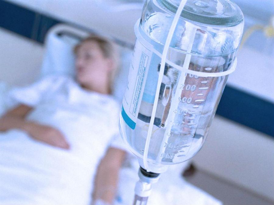 Внутривенная инфузия раствора Гинипрала