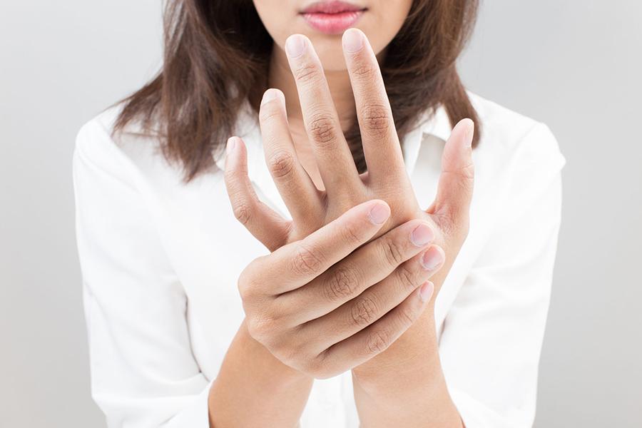 Клинические проявления авитаминоза группы В