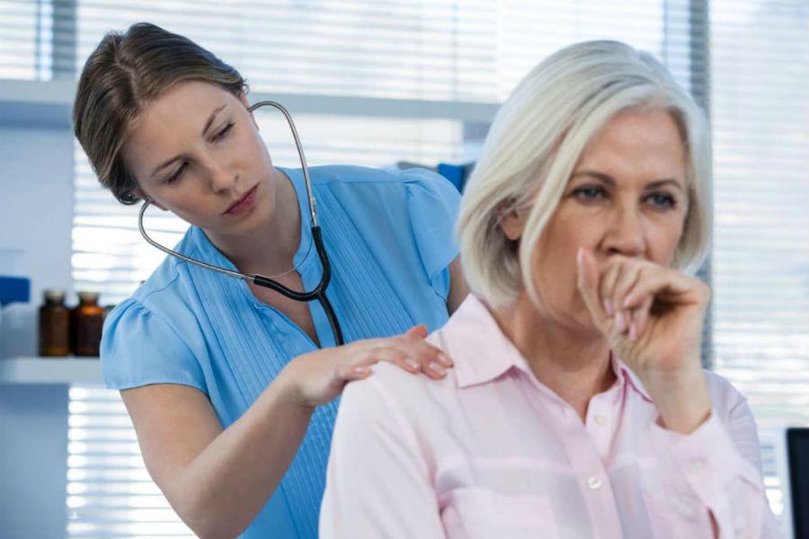 Лечение обострений астмы во время пандемии SARS-CoV-2