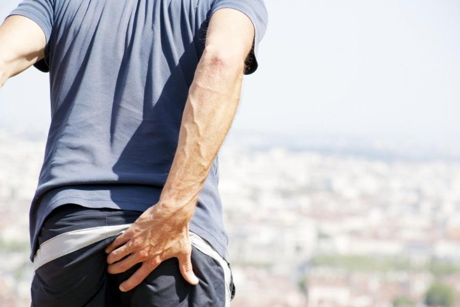 Боль в анусе и области ануса – причины ректальной боли
