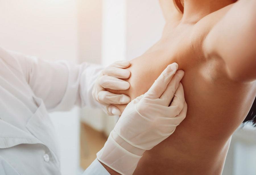 Осмотр маммолога