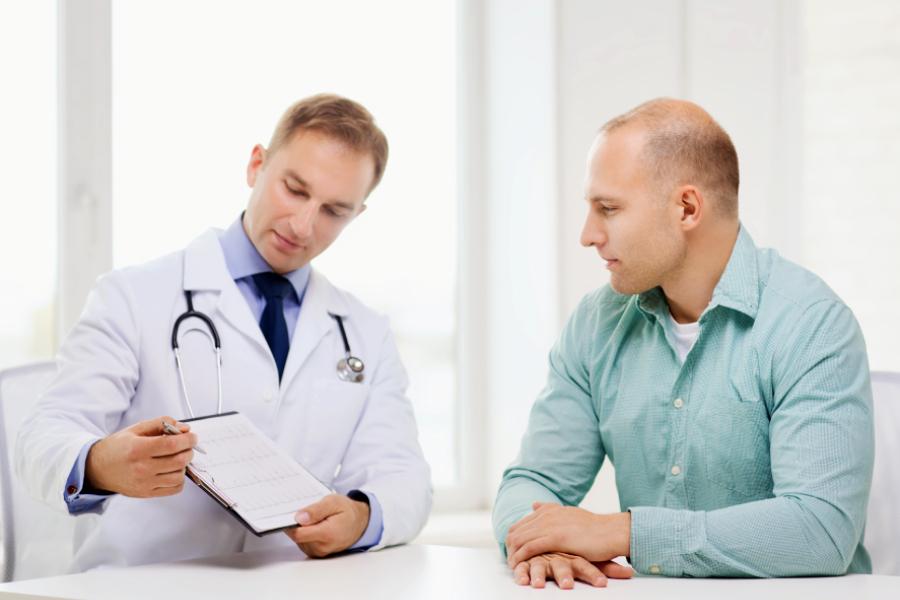 Симптомы стриктур уретры у мужчин. Диагностика. Часть 2