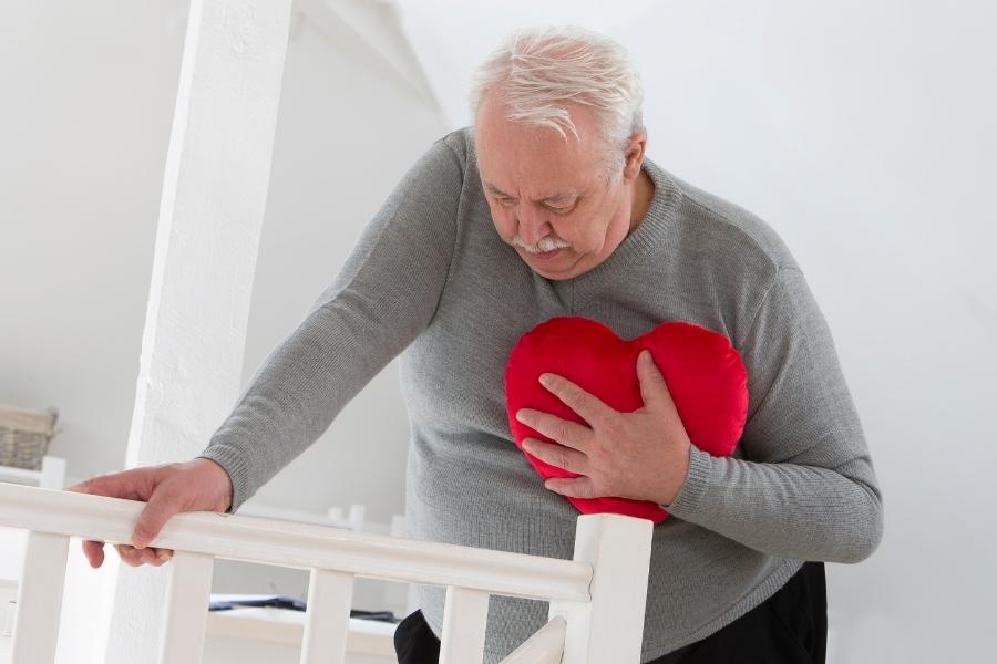 6 признаков стенокардии
